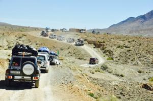 - Desde 1997, cada año nuevas aventuras con paisajes, lugares y pueblos diferentes -